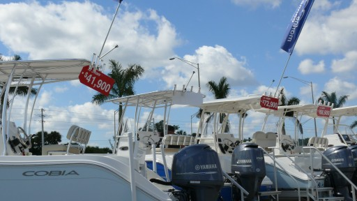 Under the Sun Productions Announces Top Treasure Coast Boat Dealers Competing for Your Business Oct. 14-15