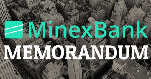 Fintech Volatility Regulators MINEXBANK Hit the Exchanges With Their Autonomous Algorithm Project, See a 9-Fold Increase in Price