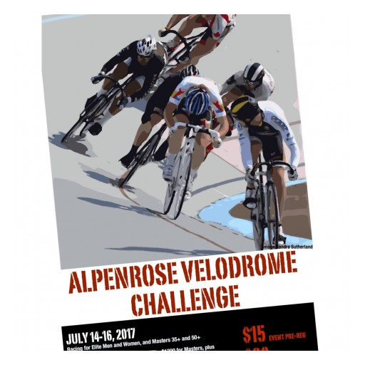 Velodrome Challenge Races Back to Town