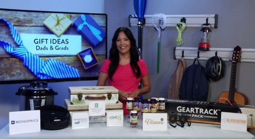 Gift Giving Expert Aileen Avery Provides Unique Gift Suggestions for Dads and Grads on Tips on TV Blog