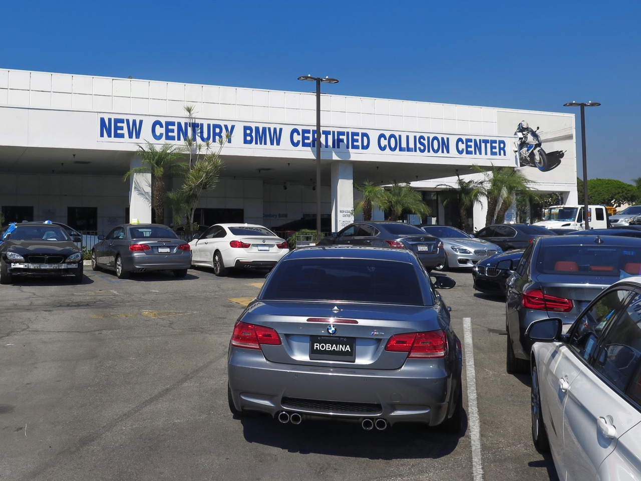 New Century BMW >> Eco Repair Changes the Way BMW Collision Center Fixes Cars | Newswire