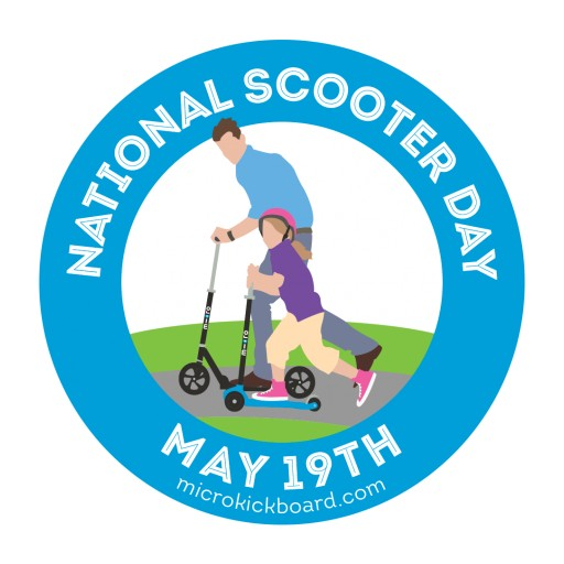 National Scooter Day Helmet Giveaway by Micro Kickboard