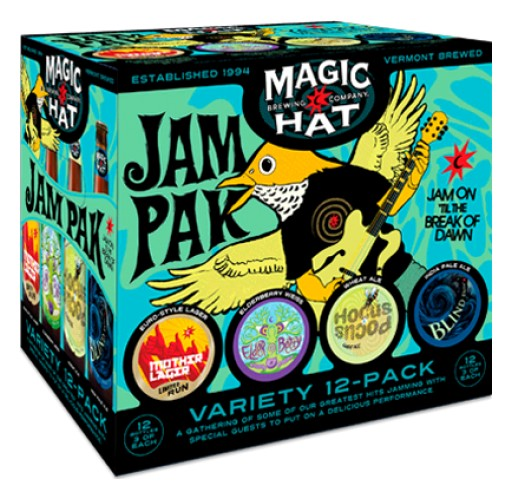 Magic Hat Releases Compilation of Greatest Hits for Summer