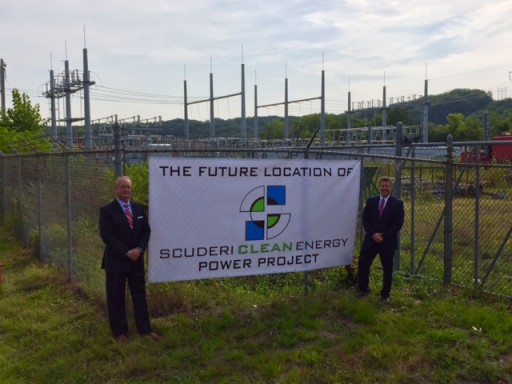 Scuderi Clean Energy Begins First Phase of Clean Energy Project in Holyoke, Massachusetts