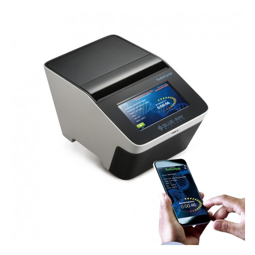 Blue-Ray Biotech Unveils a New Gradient PCR Thermal Cycler, TurboCycler 2