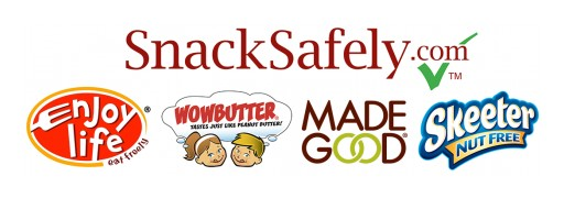 SnackSafely.com and Partners Launch Free-From Sample Program for Schools