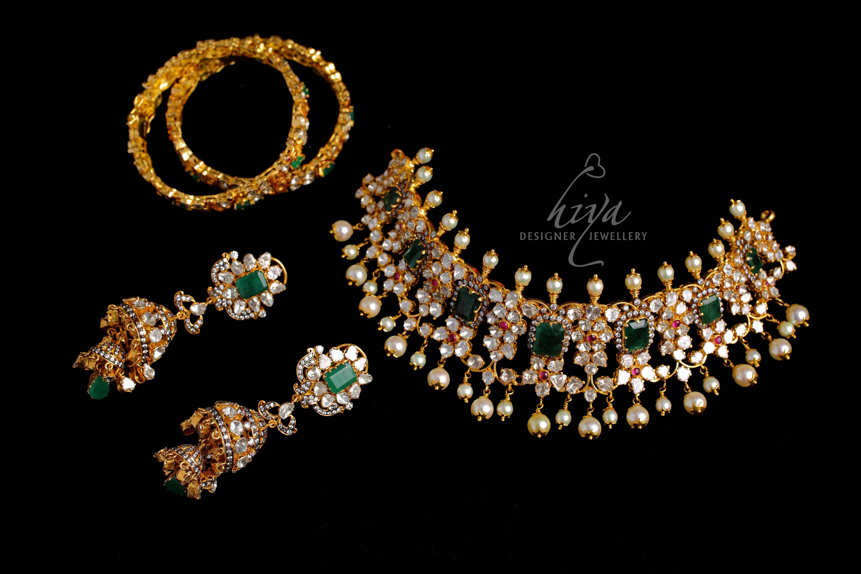 Hiya Jewellery From Hyderabad to Showcase Fine Handmade Jewelry at