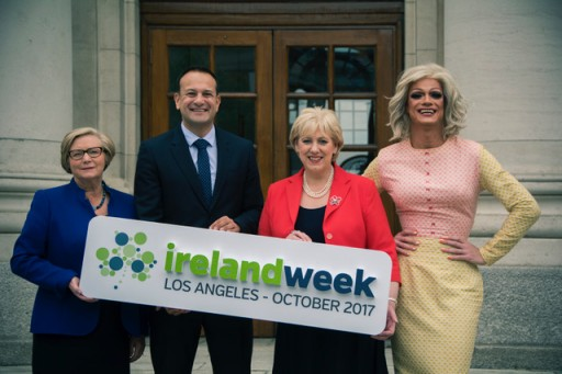 IrelandWeek Set to Bring Ireland's Creativity and Innovation to the World