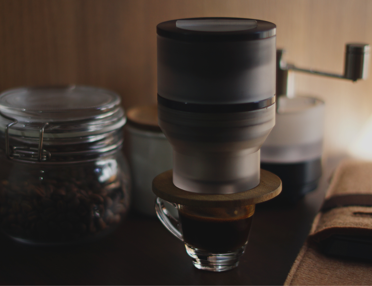 Portable Coffee Maker For Work : Build Your Own Portable Coffee Maker at Home, at Work -- Anywhere!