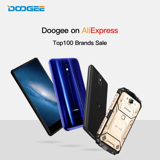 Titled as the Top Smartphone Brand in AliExpress,  DOOGEE Will Make New Product Debut Soon.