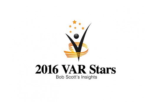 Stambaugh Ness Business Solutions Selected as a Member of Bob Scott's VAR Stars for 2016