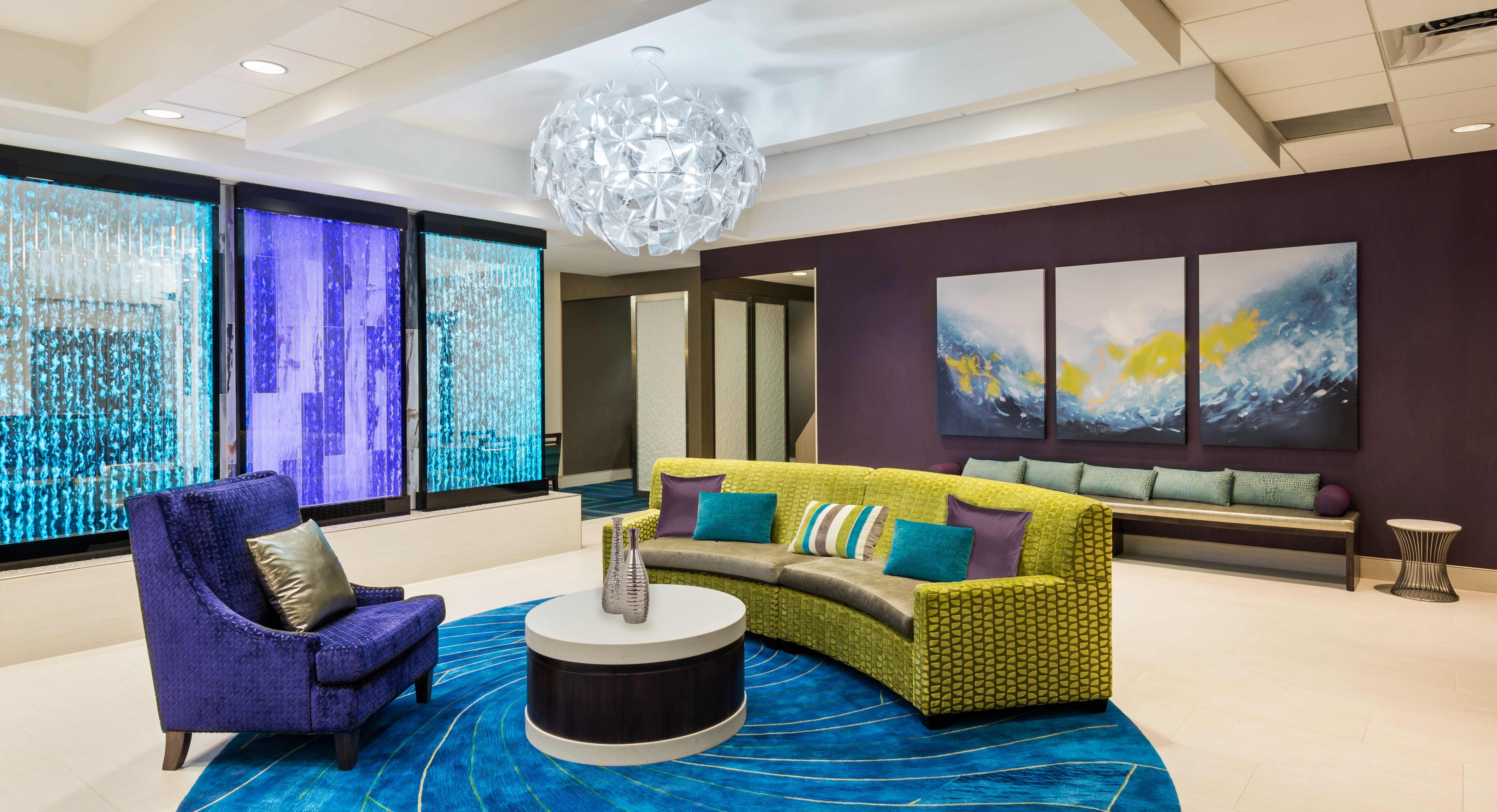 ... A Premier Interior Hospitality Design Firm, Today Announced The  Completion Of The Homewood Suites By Hilton, Orlando For Buffalo Lodging  Associates.