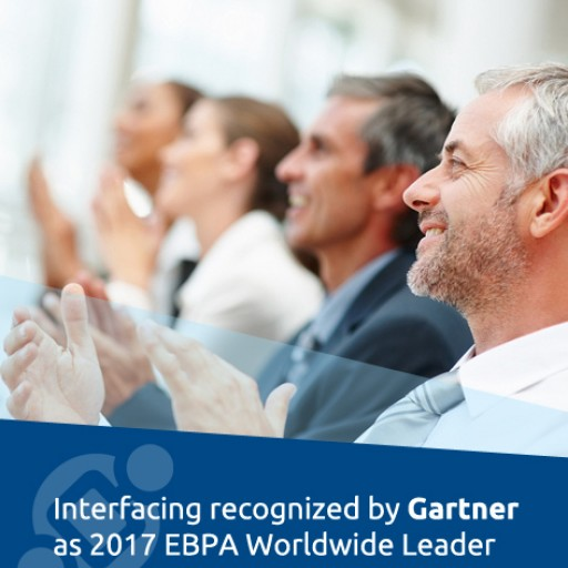 Gartner® Recognizes Interfacing as Leader in Enterprise Business Process Analysis in Its 2017 Market Guide for EBPA