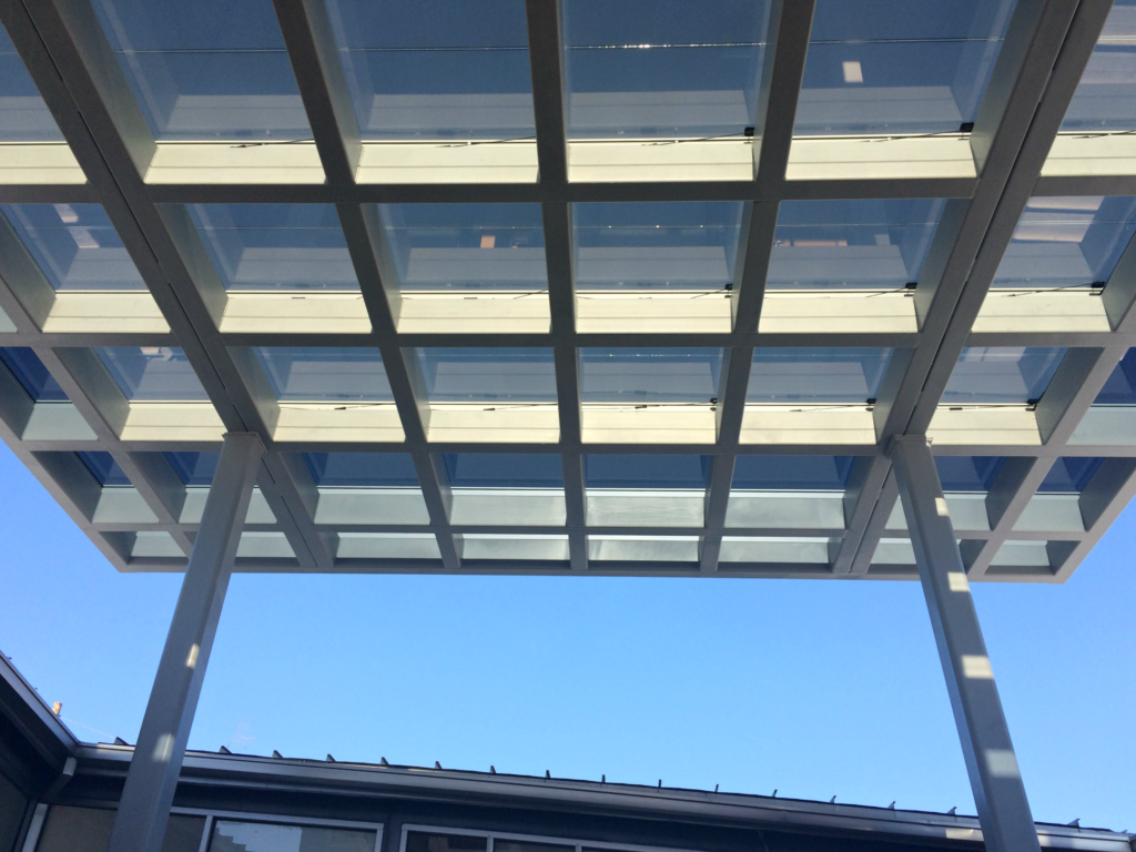 Skyco Skylights Supplies Building Integrated Photovoltaic
