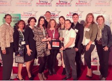 Marketsmith Accepts Award for Best Place to Work in NJ