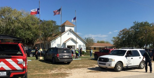 South Texas Church Shooting Leaves Shooter And 20 Church Members Confirmed Dead