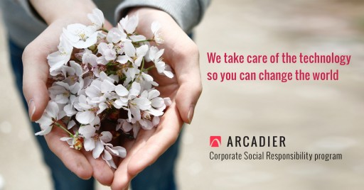 Arcadier Supports Nonprofits to Create Marketplaces for Good
