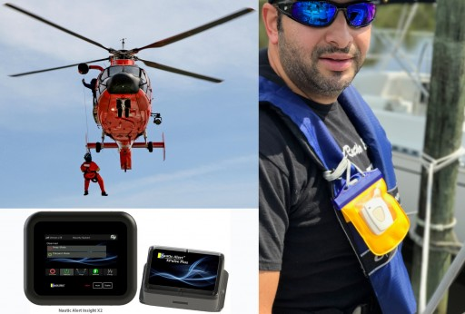 Nautic Alert Shows Not All Lifesaving Devices Are Created Equal With Their New X2 Early Detection System.