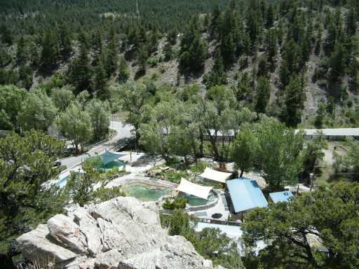 Cottonwood Hot Springs, Buena Vista