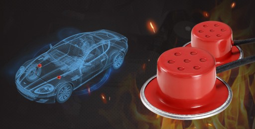 Auto Fireman Car Extinguisher: The Tiny Gadget That Will Save Your Life
