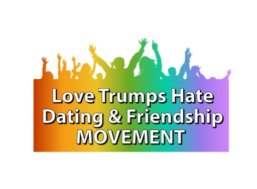 Love Trumps Hate Movement Sweeps Global Dating Scene