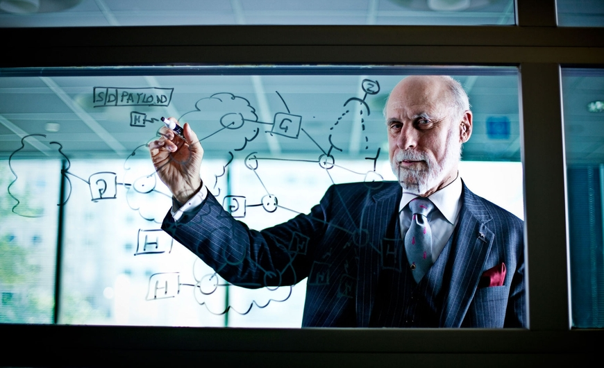what is a hero vint cerf essay Diaz_rebekah rogerian essay - 1 what was the purpose of the dr vint cerf: father of the course hero, inc.