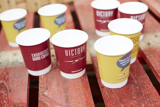 Branded Paper Cups Are a Winning Marketing Strategy