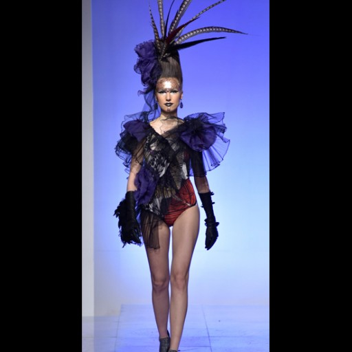 Couture Fashion Week Fall 2017 Presents Romanian Designer, Catalin Botezatu