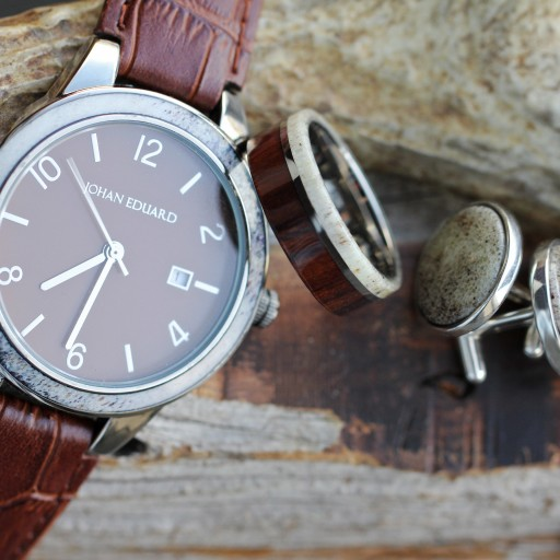 Johan Eduard Antler Watch