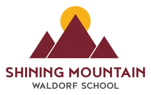 Truth, Beauty & Goodness - Shining Mountain Waldorf School Introduces New Brand Logo and Brand Essence Painted Across School's Festival Hall Gymnasium