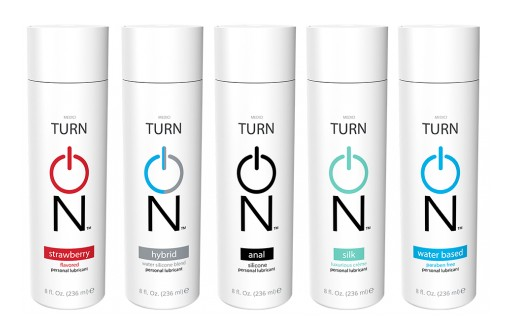 Introducing 'Turn ON' Personal Lubricant -  Because New Experiences Are Sexy