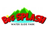 Big Splash Water Slide Park Logo