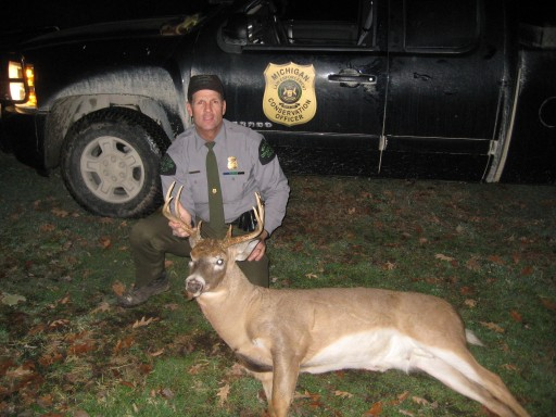 Ride Along on 'Arm Chair' Patrol With Officer John Borkovich as He Outsmarts Poachers and Land Abusers in His New Book, 'Wildlife 911: On Patrol'