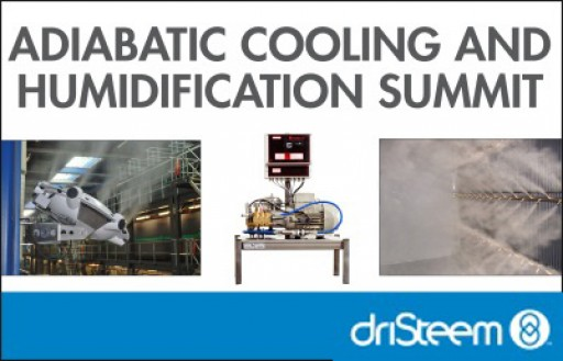 DriSteem Adiabatic Cooling and Humidification Summit in Budapest