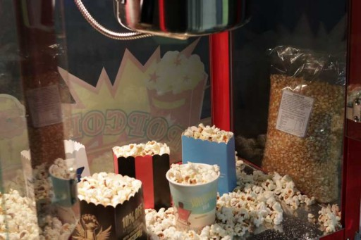 Scyphus Expands Services to Bespoke Popcorn Service to Events and Trade Shows by Renting Popcorn Machines