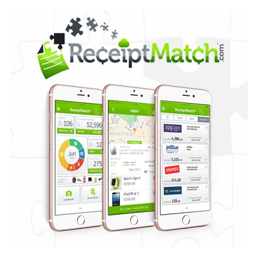 ReceiptMatch Releases New iPhone App, Your Personal Assistant to Combat Expenses.