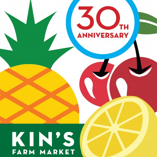 Kin's Farm Market Marks Its 30th Anniversary