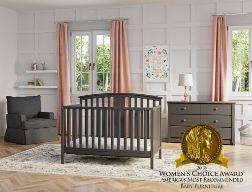 Storkcraft Named America's Most Recommended™ Baby Furniture by Women