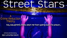 Street Stars: A Crime Reduction Theory Poster