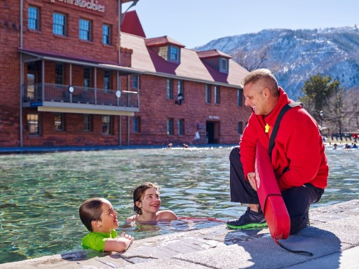 Rescue Squad: Glenwood Hot Springs Lifeguards Never Stop Training