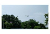 JTT UAV  demonstrated traffic patrol on Thai road