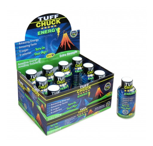 Turn on Your Mojo With TUFF CHUCK