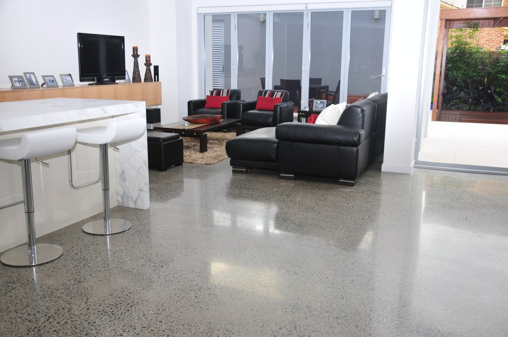 Polished Concrete Experts At ANS Coatings Warns Australian