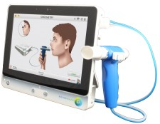 IDM100 Medical Tablet with Spirometer
