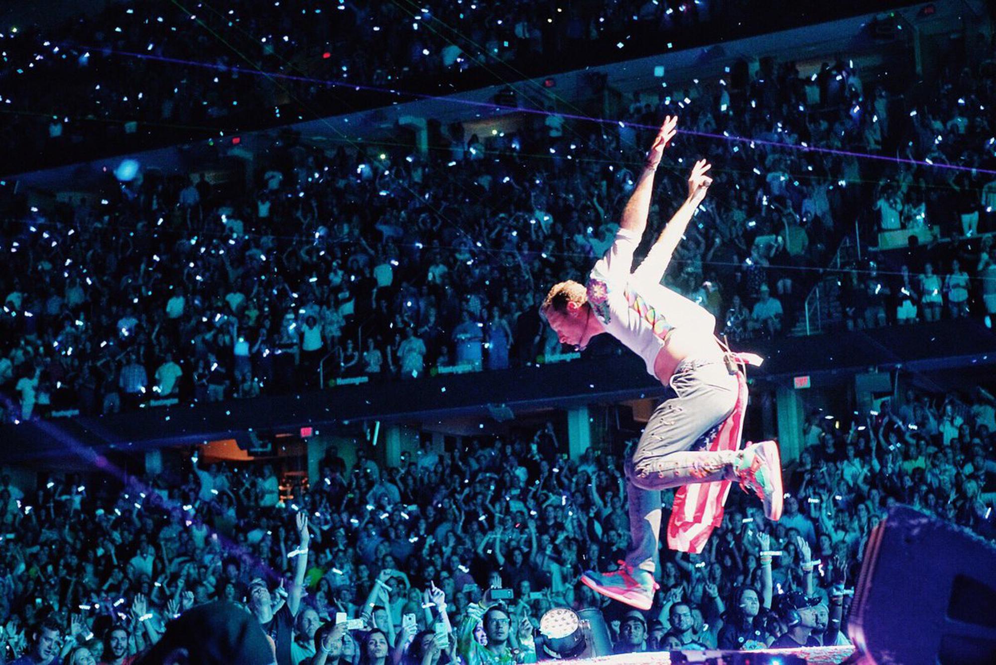 Coldplay Tour  Miami