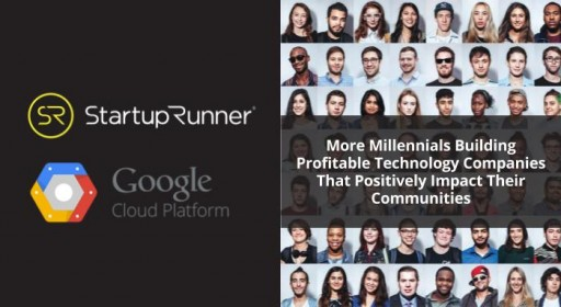 StartupRunner Collaborates With Google Cloud to Empower Millennials to Build Profitable Technology Companies