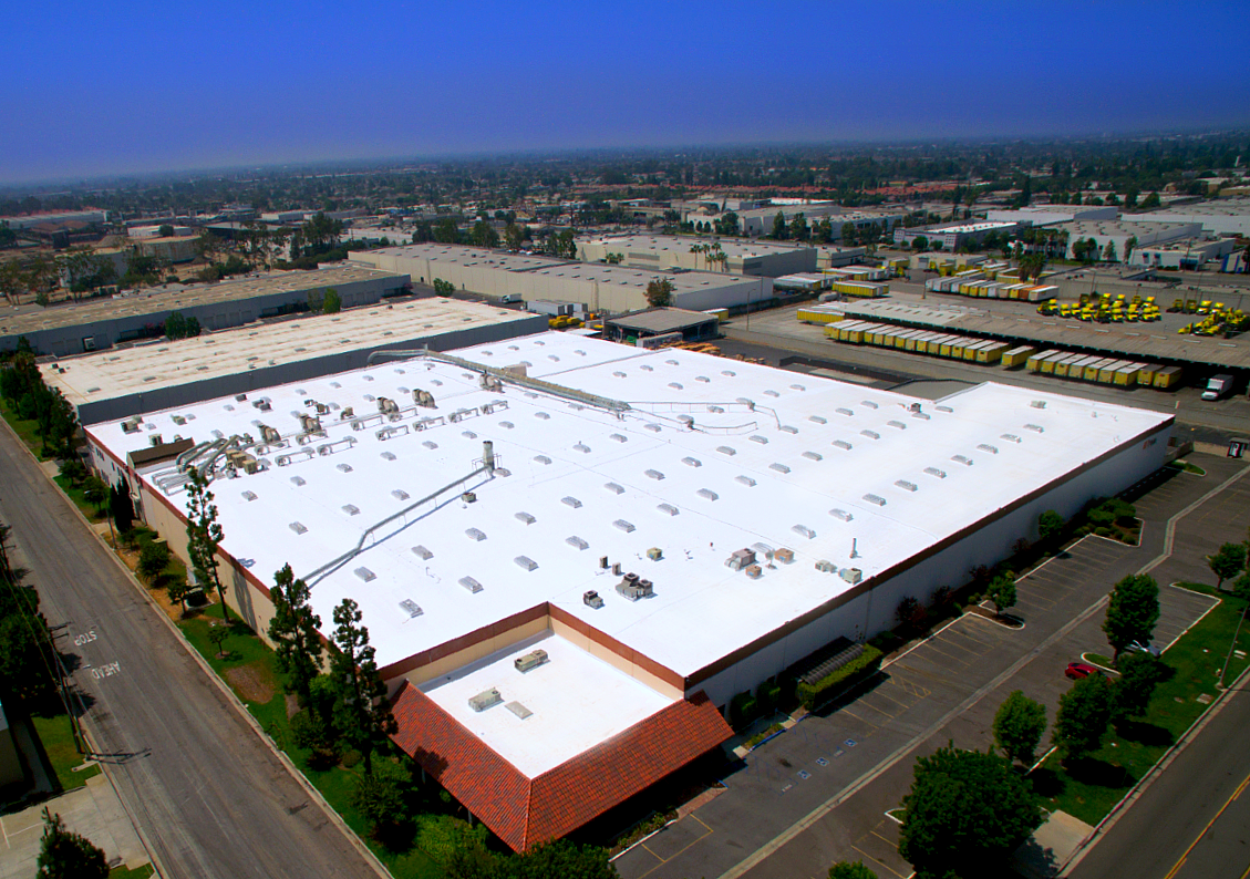 Trojan Battery Hq Upgrades Re Roof Project With Skyco