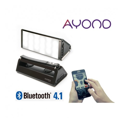 Ekomos Set to Launch Ayond 02, All-in-One Bluetooth Speaker on Indiegogo