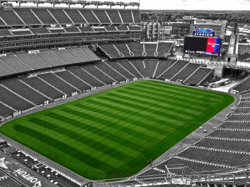 Gillette Stadium Upgrades to Most Technologically Advanced FieldTurf Surface