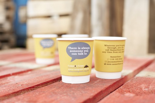 Conveying a Message in a Subtle Manner Through Your Branded Coffee Cup
